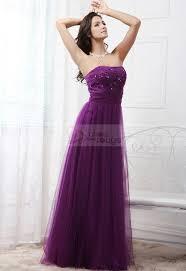 robe violette mariage les 25 meilleures idées de la catégorie robe de soirée violette