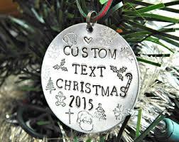 custom tree decor etsy