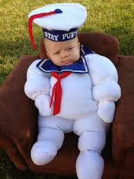 stay puft marshmallow costume handmade by linds introducing the offspring handmade infant