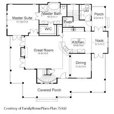 home plans with front porches 85 best house plans with porches images on family home