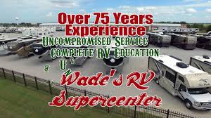 Zep Floor Wax On Camper by Wade U0027s Rv Clinic Sales And Services Glenpool Ok Youtube