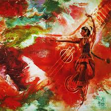 indian classical dance paintings fine art america