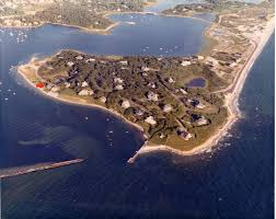 chapoquoit island west falmouth harbor cape cod ma waterfront