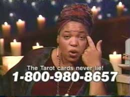 Miss Cleo Meme - miss cleo tarot 2001 commercial youtube