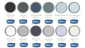 paint color trends from benjamin moore