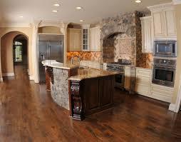 Hardwood Floors In Kitchen Lovely On Floor Within Kitchen Hardwood Flooring Simply Home