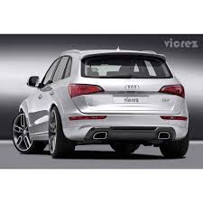 Audi Q5 2015 - audi q5 2009 2016 vz style polyurethane roof wing spoiler vz100362