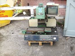 for sale denford triac bench milling machine
