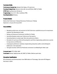 Testing Tools Resume For Experienced Best Testing Tools Resume Gallery Simple Resume Office Templates