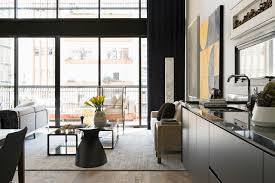 industrial modern design modern industrial interior design in beautiful open apartment
