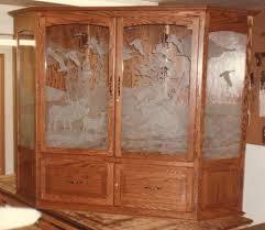 Wood Gun Cabinet Diy Gun Cabinet Clock Plans Download Beginner Wood Projects