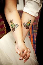 7 matching tattoo ideas for couples broke stuart u0027s goddamn