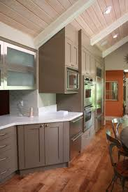 61 best painted kitchens images on pinterest kitchen ideas gentry door style with mushroom paint designer jennifer rogers bkc kitchen bath