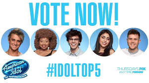 Vote Idol Who Will Be Eliminated From The American Idol 2016 Top 5 Poll