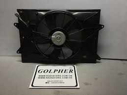 electric radiator fans and shrouds golpher high quality custom made golpher high quality custom made