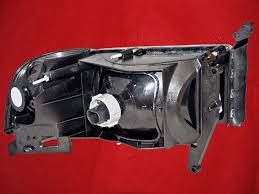 2001 dodge ram 2500 headlight assembly 1994 2001 dodge ram 1500 2500 3500 driver headlight assembly w
