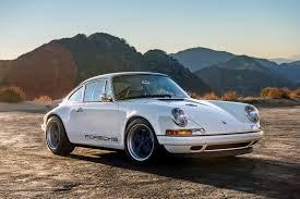 porsche singer singer to bring latest u0027newcastle u0027 911 to goodwood 33 pics