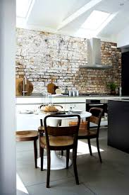 Faux Brick Kitchen Backsplash by Bathroom Kitchen Brick Divine Ideas About Exposed Brick Kitchen