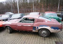 mustang salvage yard 1965 1966 1967 mustangs project cars for sale