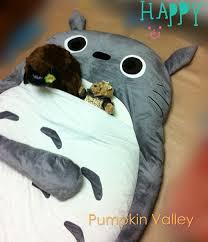 Giant Totoro Bed Free Shipping Big Huge Cute Models 230cm Totoro Bed Sleeping Bag