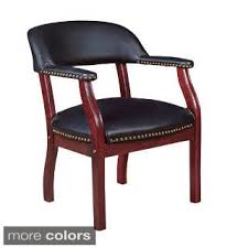 Low Back Armchair Low Back Office U0026 Conference Room Chairs For Less Overstock Com
