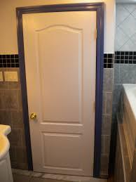 basement bathroom progress