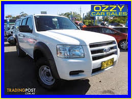 ford ranger dual cab for sale 2008 ford ranger xl 4x2 pj 07 upgrade dual cab p up for sale in