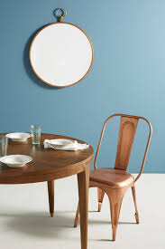 brown dining chairs kitchen chairs stools anthropologie redsmith dining chair