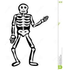 Halloween Skeleton Hands Halloween Skeleton Vector Symbol Icon Design Stock Vector Image