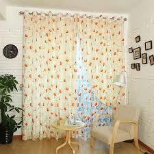 What Type Of Fabric For Curtains Aliexpress Buy 1pc Brilliant Flower Blind Drapes Tulle