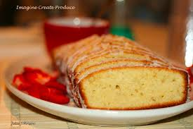 imagine create produce lemon sour cream pound cake with