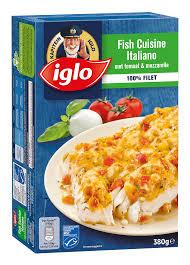 fish cuisine fish cuisine iglo
