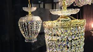 Czech Crystal Chandeliers Berkana Usa Preciosa Crystal Chandeliers Jewellery Figurines And