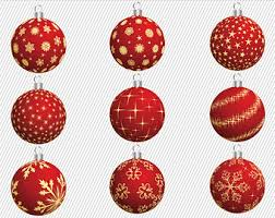 ornament clipart etsy