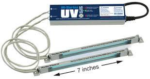 hvac uv light kit ultravation m series for mini a c units