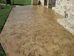 How To Clean Colored Concrete Patio Clean Staining Concrete Patio U2014 Home Ideas Collection How To