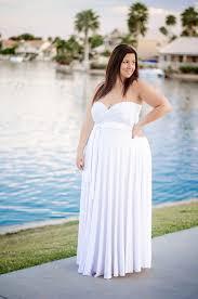 plus size casual wedding dress wedding week ootd