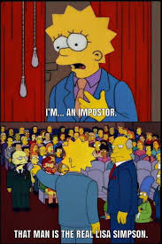 Simpson Memes - the simpsons meme impostor lisa on bingememe