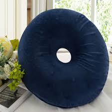 Cushion Sponge Material Memory Sponge Foam Ring Cushion Seat Donut Hemorrhoids Piles