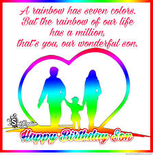 thanksgiving for birthday greetings birthday wishes for son pictures and graphics smitcreation com