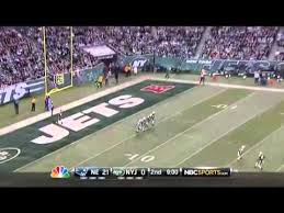 2012 jets vs patriots thanksgiving highlights with circus theme