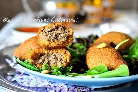 cuisine libanaise facile kebbé libanais ou kebbeh le cuisine de samar