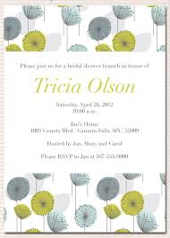 invitation to brunch wording chagne brunch bridal shower invitation wording invitations