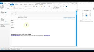 tutorial creating u0026 using templates in outlook 2013 youtube