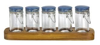 kitchen jamie oliver spice jar set 5 piece with favourite spices
