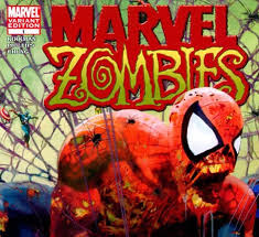 flesh eating zombie spirit halloween marvel recap halloween edition u0027marvel zombies u0027 u2013 the rainbow hub
