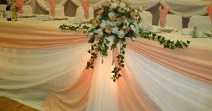 Wedding Head Table Decorations by 55 Best Bridal Party Table Decorations Images On Pinterest Party