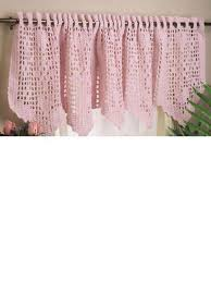 Free Curtain Patterns 12 Best Crochet Curtains U0026 Rugs Images On Pinterest Crochet