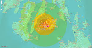 Philippines Map World by Philippines Interactive Earthquake Map Of Bohol Un Spider
