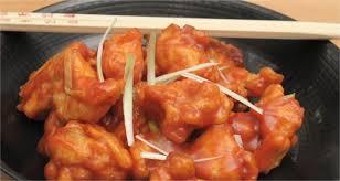 cuisine chinoise poulet recette du poulet à l aigre doux 750 grammes